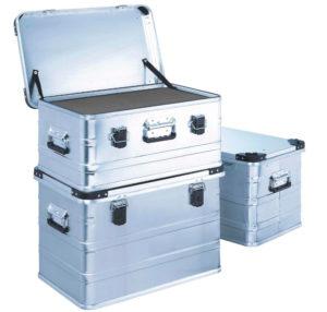Aluminium Transportbox